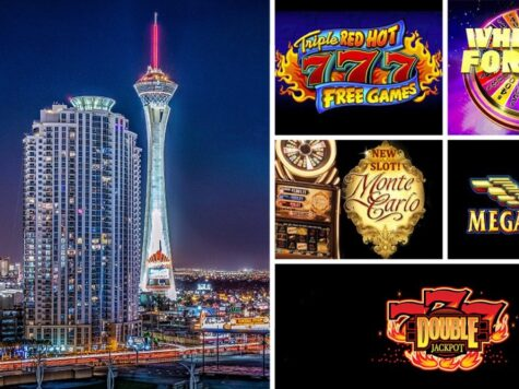 Las Vegas Best Slot machines